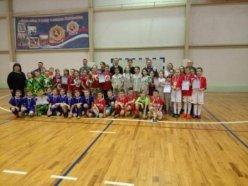 Областные соревнования по мини- футболу